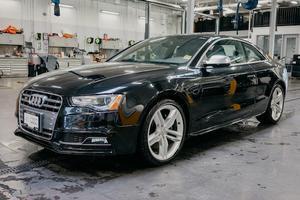 Audi S5 Progressiv, Certified Pre-Owned, manual, rare!