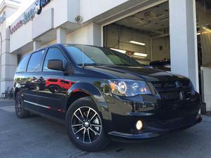 Dodge Grand Caravan FAMILIALE 4 PORTES SXT BLACKTOP