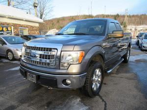 Ford F-WD AWD