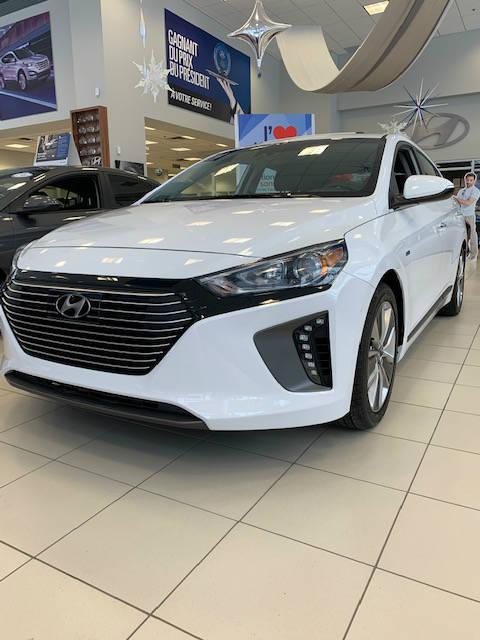 Hyundai Ioniq LIMITED à HAYON
