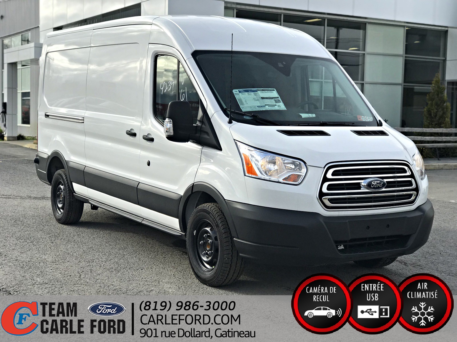 Ford Transit 250 VAN