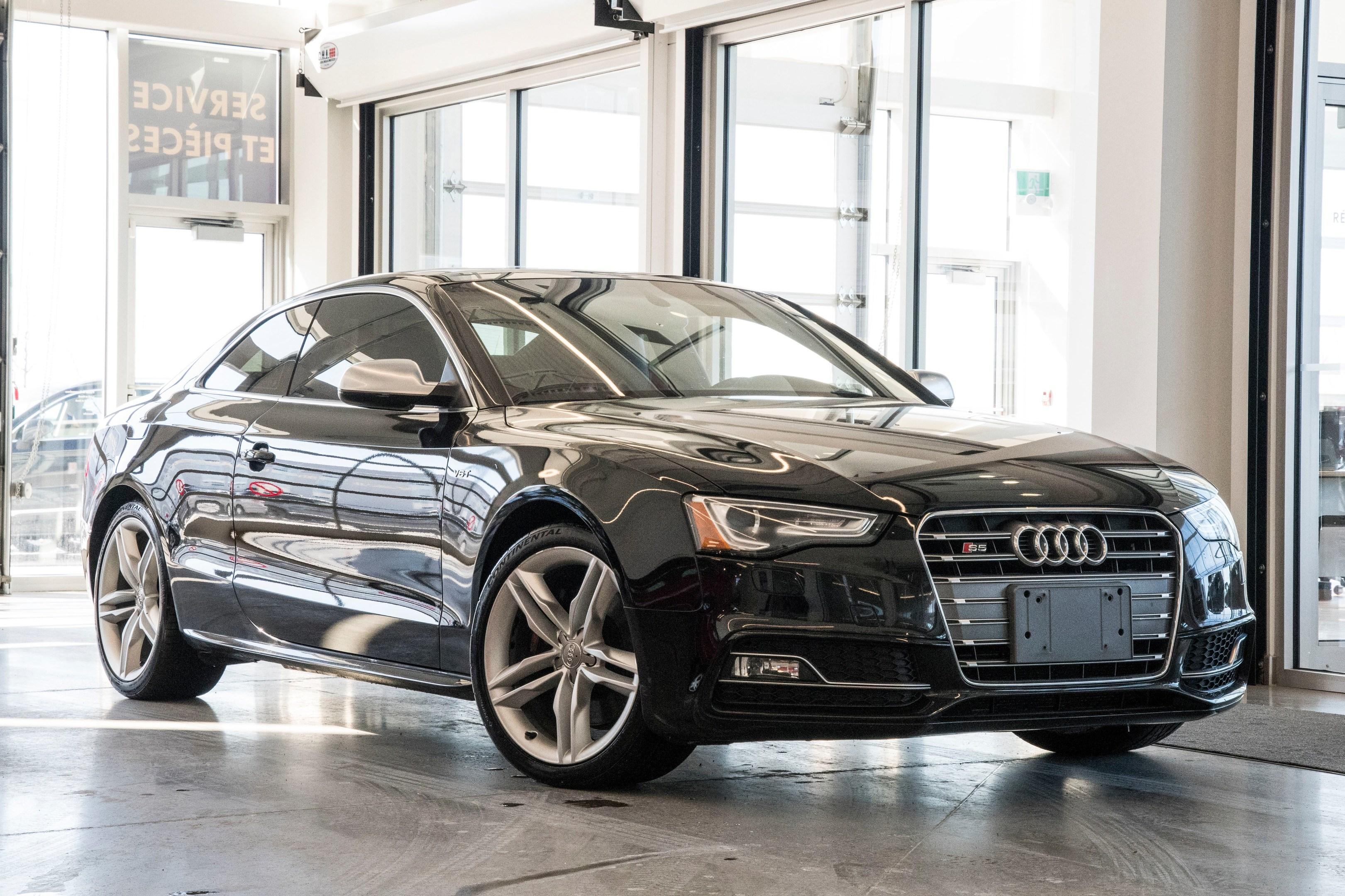 Audi S5 3.0T PROGRESSIV