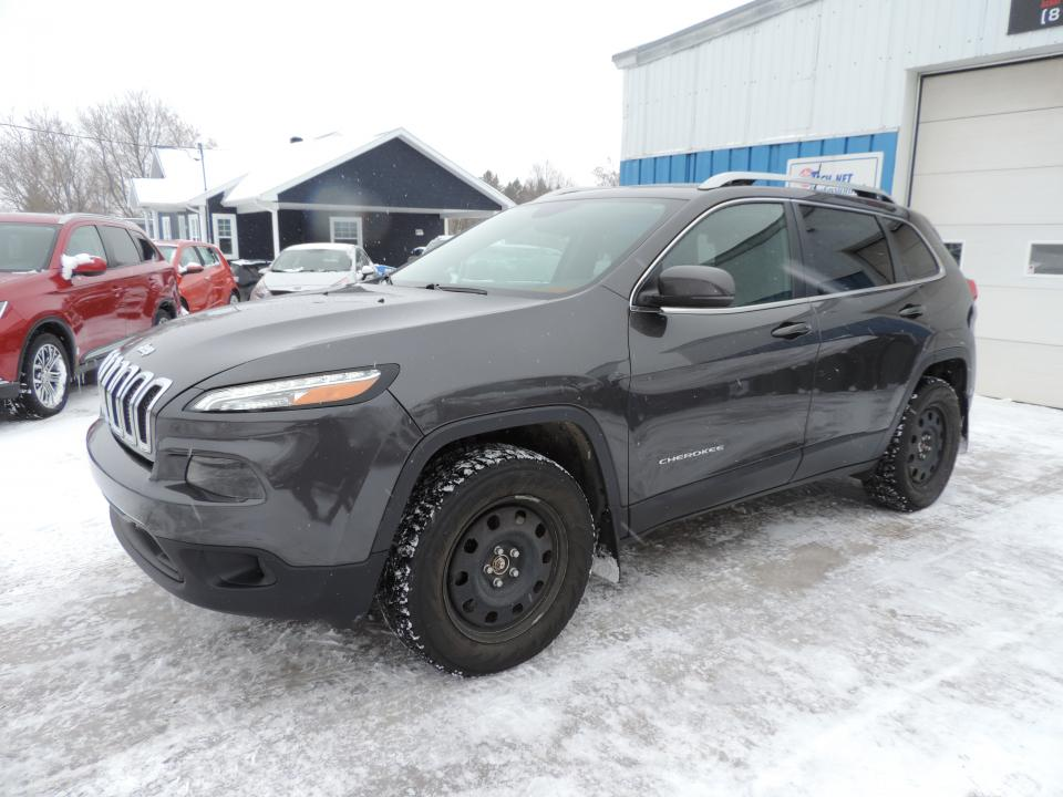 Jeep Cherokee 4 RM, 4 PORTES, LIMITED