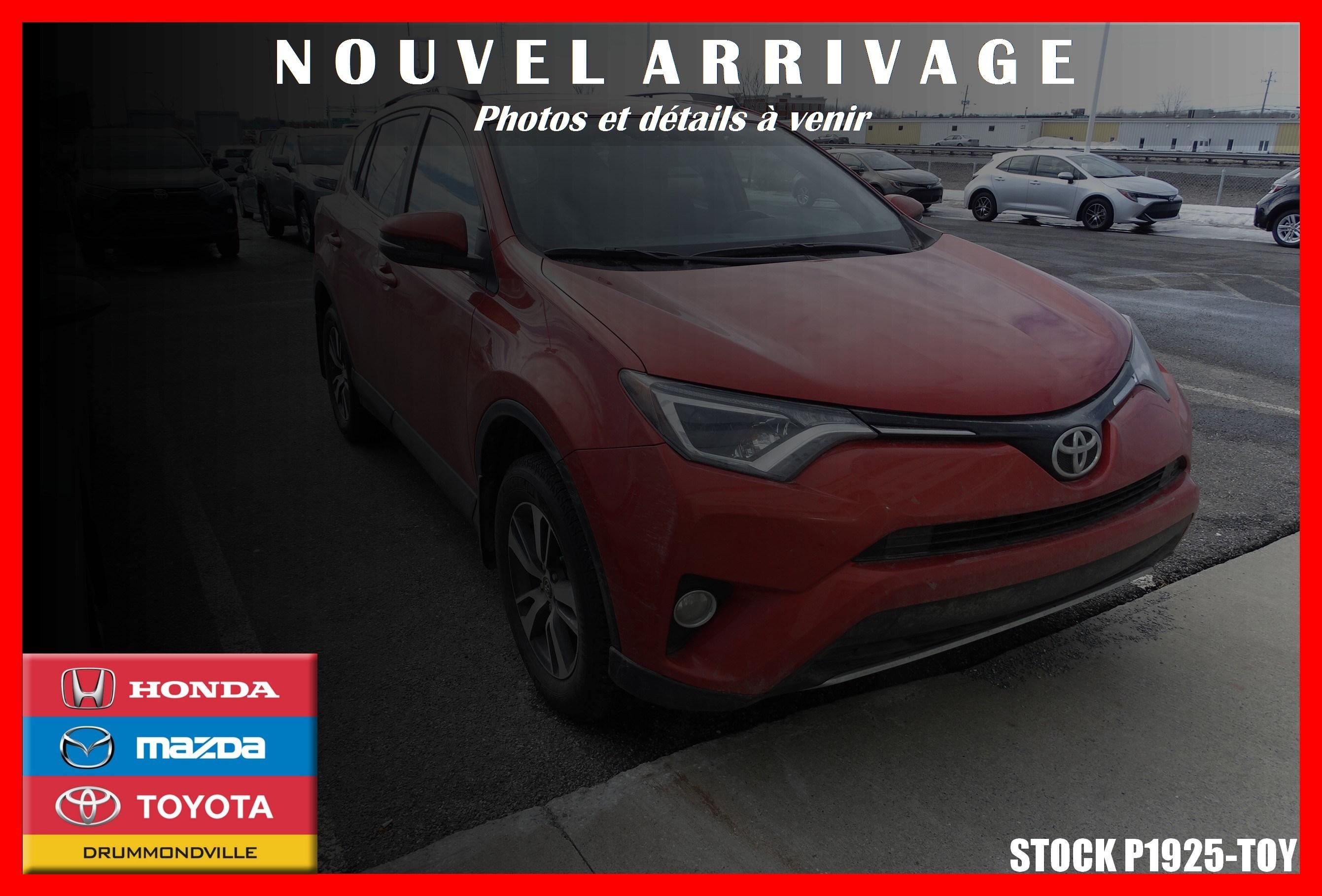Toyota RAV4 XLE CAMéRA DE RECUL