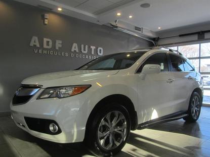 Acura RDX SH-AWD TECH. PACKAGE