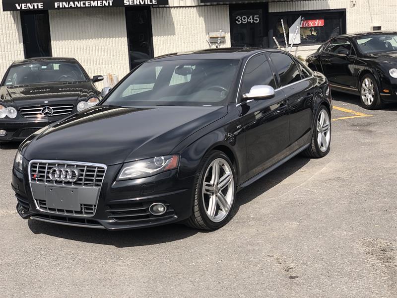 Audi S4 PREMIUM V6T QTRO