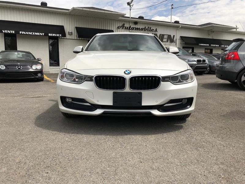BMW 3 Series 4DR SDN 328D XDRIVE XDRIVE