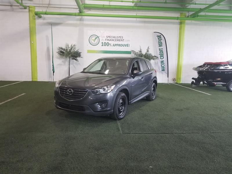 Mazda CX-5 AWD 4DR GS