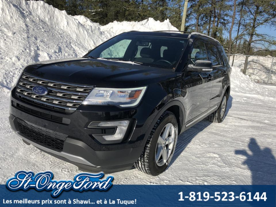 Ford Explorer 4 ROUES MOTRICES, XLT